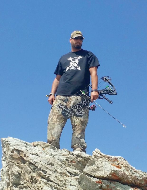 """""""Hunting gives me a sense of purpose and is a meaningful way to provide healthy food for my family."""" Daniel Tingle"""
